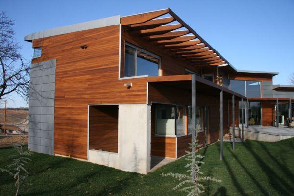 Real Garapa Rainscreen Siding For Exterior Walls