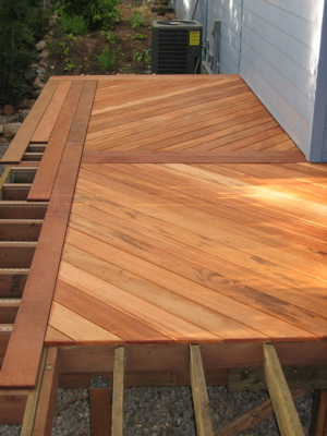Tigerwood Deck Midway 1
