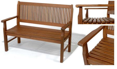 ipe-park-bench